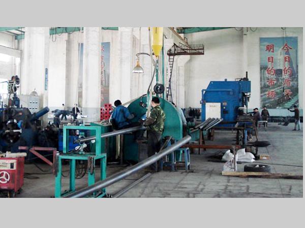 自动埋弧焊接机